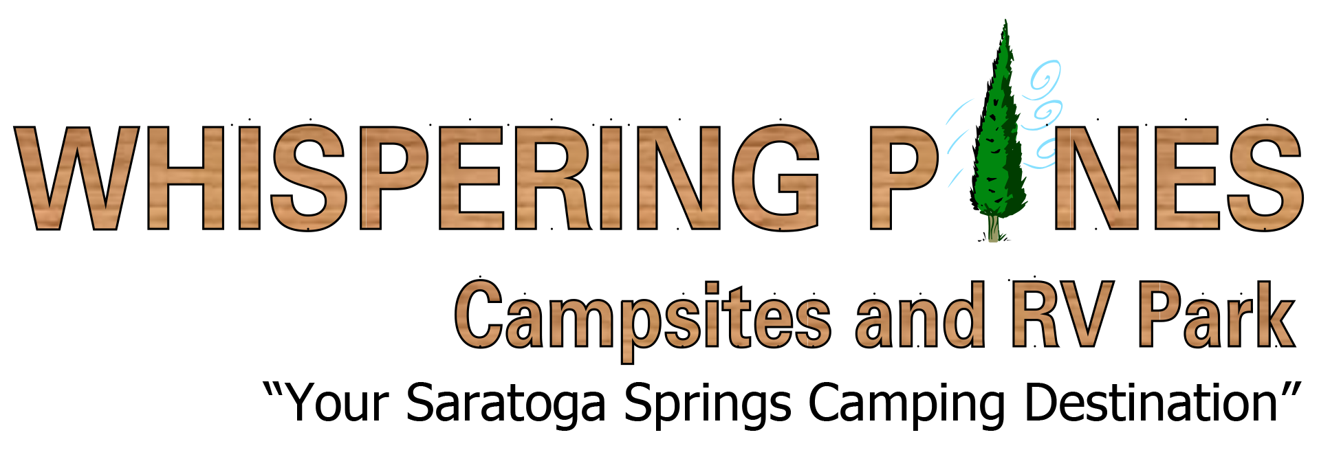 Whispering Pines - Campsites and RV Park